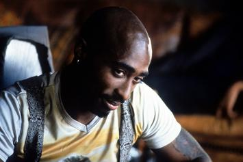 2Pac's Pornographic Drawing Of His Lover Goes Up For Auction