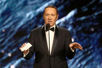 Kevin Spacey Returns In Strange Video, Faces Charges For Sexual Assault