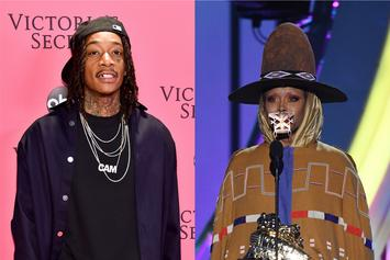 Wiz Khalifa & Erykah Badu's Viral Instagram Live Convo Will Brighten Your Day