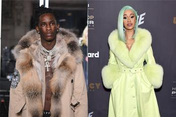 Here's How Everyone Celebrated Christmas: Young Thug, Cardi B & More