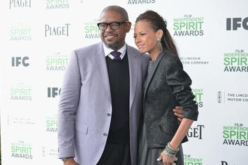 Forest Whitaker & Wife Keisha Nash Call It Quits After 22 Years Of Marriage
