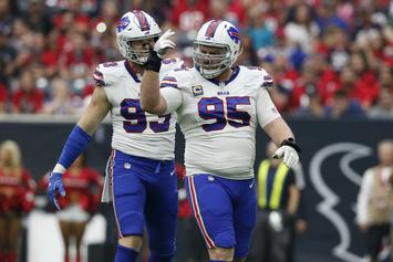 Buffalo Bills DT Kyle Williams Will Retire After Game Against Miami