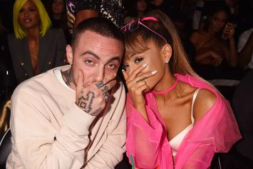 Ariana Grande Posts & Deletes Mac Miller Tribute, Says Farewell To 2018