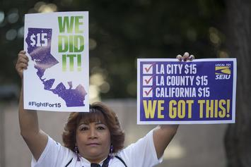 Minimum Wage Will Be Rising In Many Parts Of The US Tomorrow