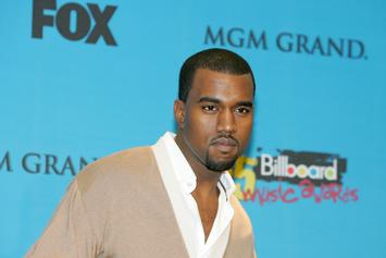 "DJ Who ""Discovered"" Kanye West Sues Label Over Rapper's Unreleased Demos"