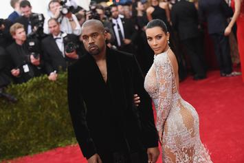 Kanye West & Kim Kardashian Are Using A New Surrogate For Baby Boy