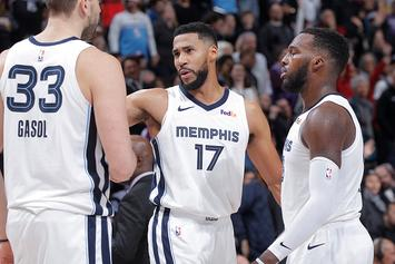 Memphis Grizzlies Players Involved In Physical Altercation After Loss: Report