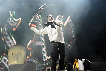 """A$AP Rocky's Announces Openers For The """"Injured Generation"""" Tour"""