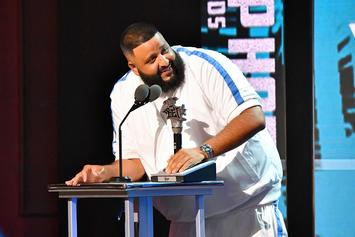 DJ Khaled Reveals His Current Weight