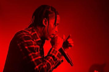 Travis Scott Sued For Canceling Headlining Set At Coachella-Area Festival