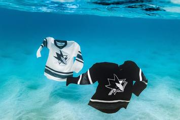 Adidas Debuts 2019 NHL All-Star Jerseys Made From Parley Ocean Plastic