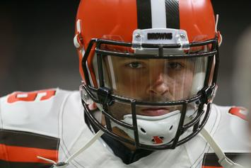"""Baker Mayfield Claps Back At Pundit Who Pegged Him A """"Recruitment Deterrent"""""""