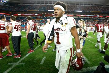 Kyler Murray Is Expected To Declare For The NFL Draft