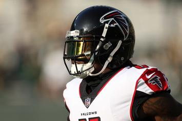 Julio Jones Doesn't Think The Falcons Need Antonio Brown