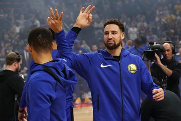 Klay Thompson Expected To Resign With Warriors: Report