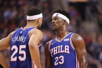 "Ben Simmons Says 76ers Were ""Too Soft"" Vs. Hawks, Jimmy Butler Objects"