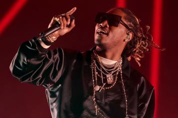 """Future Reveals Number Of Songs On """"The WIZRD"""""""