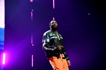 """Meek Mill To Make His """"Saturday Night Live"""" Debut This Month"""