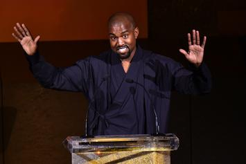 Kanye West Donates $10 Million To Fund Extinct Volcano Art Project