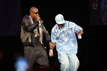 Funk Flex Shares Rare Throwback Photo Of 50 Cent & Jay-Z
