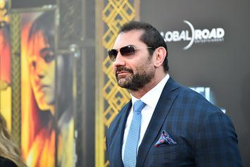 """Dave Bautista In Talks For """"Major Match"""" At Wrestlemania 35: Report"""