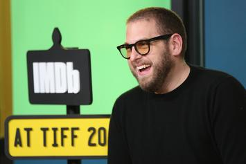 Jonah Hill Is Training In The Art Of Brazilian Jiu Jitzu
