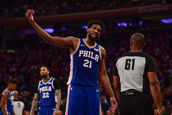 Sixers' Joel Embiid Trolls Timberwolves After 42-Point Blowout
