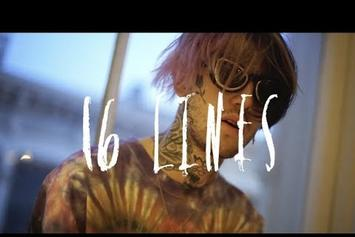 """Lil Peep Posthumously Releases """"16 Lines"""" Video"""