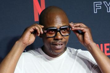 "Dave Chappelle Feigns Ignorance Over Famous R. Kelly ""Piss On You"" Parody"