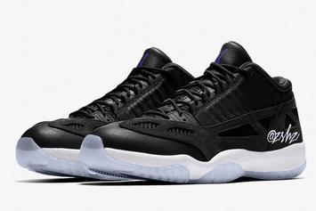 "Air Jordan 11 Low IE ""Space Jam"" On Tap For 2019"