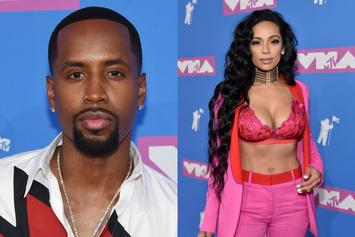 Safaree Clowns Erica Mena's Singing Talents On 'Love & Hip Hop': Watch