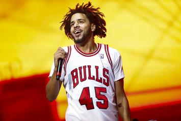 """J. Cole Announces New Single """"Middle Child"""" Dropping Wednesday"""