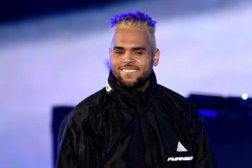 Chris Brown Has Been Detained In Paris On Alleged Rape & Drug Charges