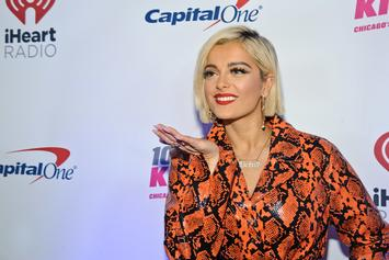 "Bebe Rexha Can't Get Designers To Dress Her For The Grammys: ""I'm Too Big"""