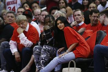 Kylie Jenner Seemingly Confirms Her Marriage To Travis Scott In Spanish