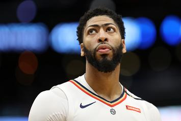 Anthony Davis To Miss Several Weeks: Report