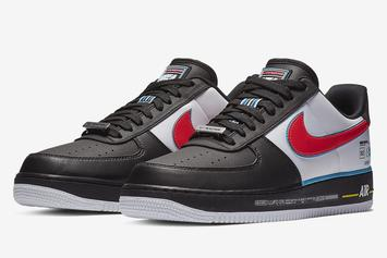 Racing-Inspired Air Force 1 To Release During All-Star Weekend