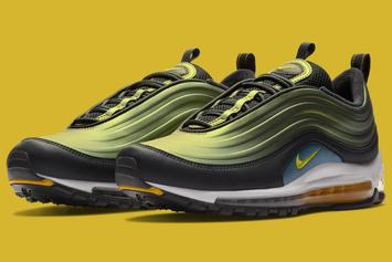Nike Air Max 97 LX Gets Foamposite-Inspired Upper