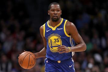 "Tracy McGrady Says Kevin Durant Leaving Golden State Would Be ""Great"" For The League"