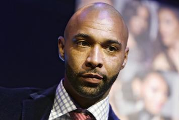 Joe Budden Squares Off With Disrespectful Security Guard