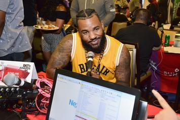 The Game Unapologetically Doubles Down On Kim Kardashian Line