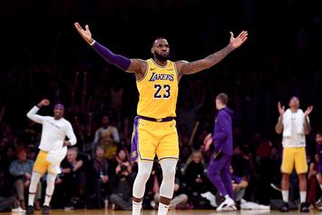 LeBron James' Camp Reportedly Wants Lakers Coach Luke Walton Gone