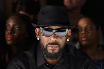 FBI Investigates R. Kelly For Flying An Underage Azriel Clary