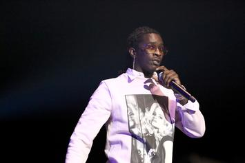 "Young Thug Claims Lil Wayne Is Trying To Sue him For ""Barter 7"""