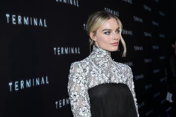 Margot Robbie Shares First Glimpse Of Harley Quinn From Upcoming Spinoff Film