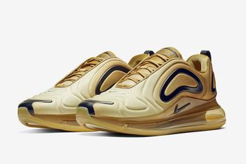 """Nike Urged To Recall Air Max 720s With Logo Resembling """"Allah"""" In Arabic"""