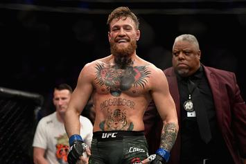 """Conor McGregor Reacts To Suspension, Brags Of Landing """"Final Blow"""" At UFC 229"""