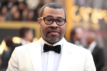 "Jordan Peele Compares Lupita Nyong'o's ""Us"" Performance To ""Hannibal Lecter"""