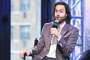 Chris D'Elia Is Back With A New Eminem Parody Freestyle