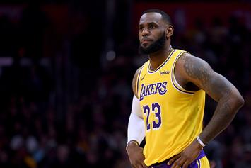 LeBron James Propels Lakers To Win Over Clippers In Return From Injury